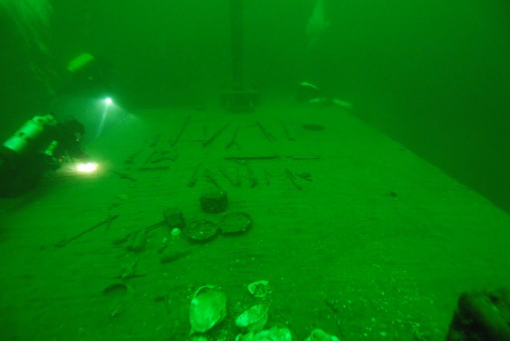 Dive Tech Training Centre Photos Of Local Wrecks Divers
